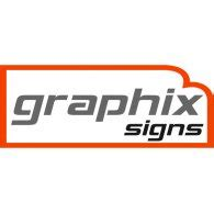 graphix signs and design shadow graphix and signs logo vector eps free download