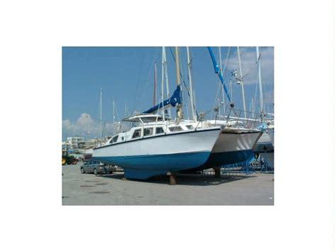 catamaran solaris 42 a vendre solaris 42 en var catamaran 224 voile d occasion 67666