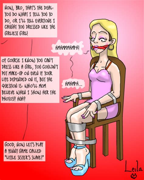 Forced Feminine Deviantart Stories | forced sissy cartoons