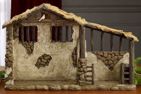 manger for sale collectibles nativity sets gifts 12 75 quot lighted