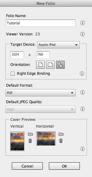 indesign quick tutorial quick indesign tutorial on creating a folio