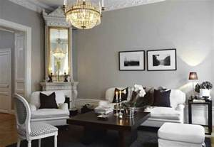Gray Living Room Walls Swedish Living Room French Living Room Skonahem