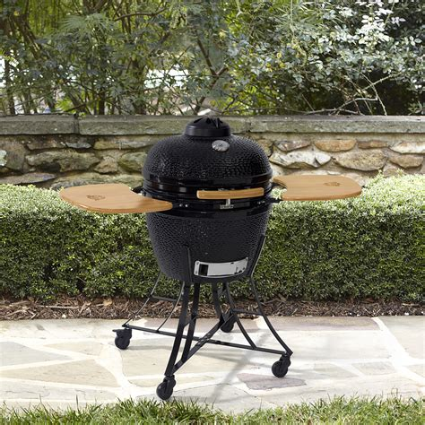 charcoal pit pit k22 charcoal ceramic grill