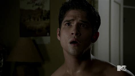 Posey Accepts Small Screen by Posey As Mccall Shirtless In Wolf 2 215 11