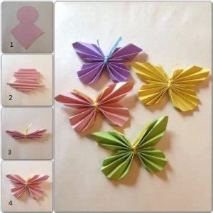 cara membuat bunga kertas warna 14 cara membuat hiasan dinding dari kertas mudah dan