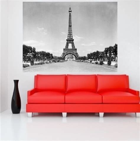 Wall Murals Eiffel Tower Eiffel Tower Wall Mural Decal Wall Decal Murals