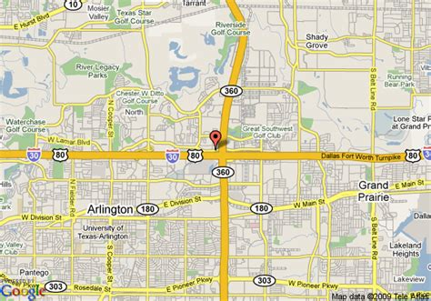 fairfield texas map map of fairfield inn arlington near six flags arlington