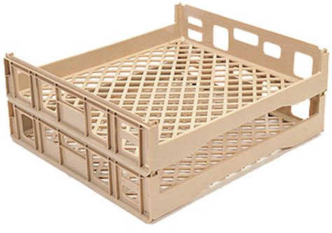 Bread Tray Rack by Bakery Tray Stack Nest Containers Reusable Containers