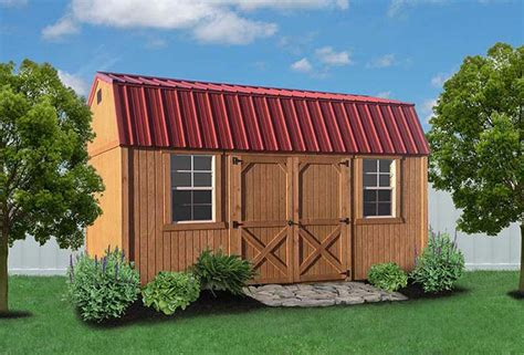 Shed Barns For Sale Treated Wood Sheds Liberty Storage Solutions