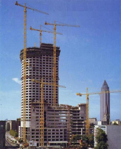 deutsche bank biberach ehemalige hochhausbaustellen frankfurt hansebubeforum