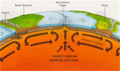 Which Evidence Supports The Theory Of Floor Spreading - plate tectonics the alfred wegener study