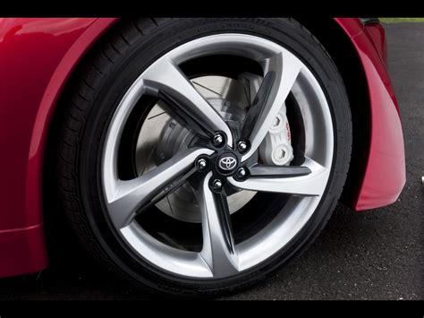 Wheels Toyota 86 2009 Toyota Ft 86 Concept Wheel 1920x1440 Wallpaper
