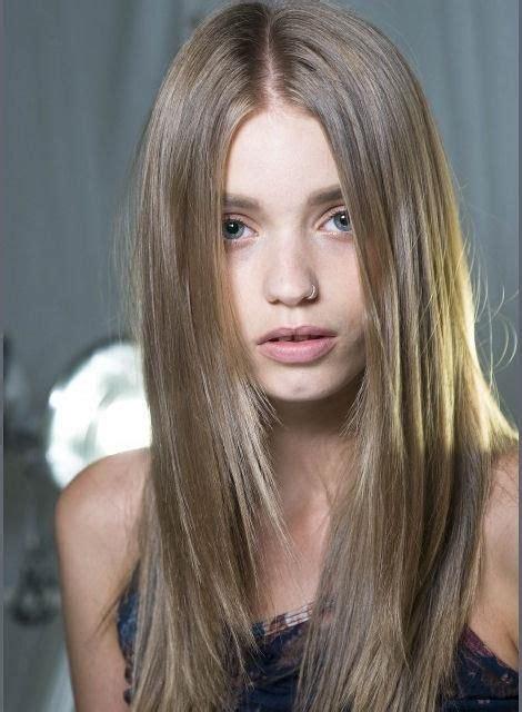 cabello de naranja a rubio ceniza colores de cabello tintes de moda para cada tipo de piel