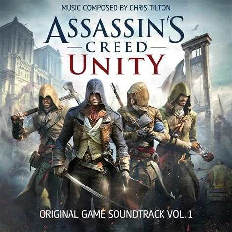 assassins creed volume 1 assassin s creed unity original game soundtrack vol 1 soundtrack from assassin s creed unity