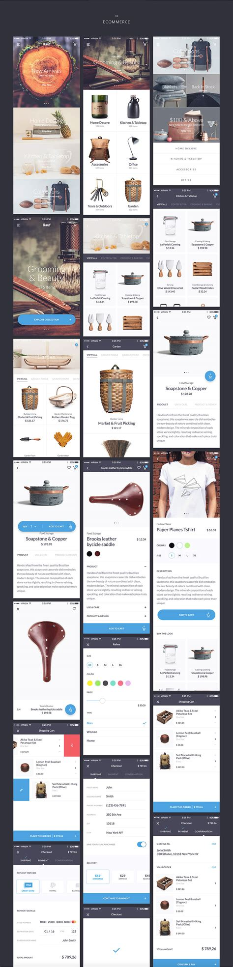 Kauf Ios Ui Kit Visual Hierarchy Ios App Terms And Conditions Template