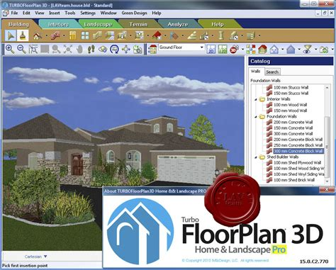 turbo floor plan 3d imsi 187 lavteam