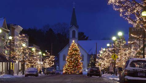 christmas trees in northern mi photos lights in northern michigan multimedia petoskeynews