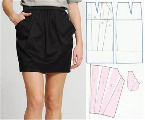 fonte moldes moda por medida transformacao de saias