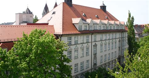 Hochschule Munchen Stand Der Bewerbung Hochschule M 252 Nchen Geschichte