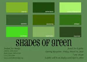 all green colors shades of green packaging mud rooms