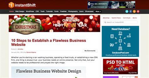 blog layout inspiration 2015 40 web design blogs to follow in 2015 elegant themes blog