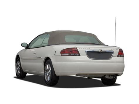 2006 chrysler sebring mpg 2006 chrysler sebring reviews and rating motor trend
