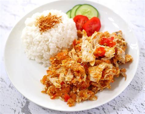 cara membuat mie ayam level pedas resep membuat ayam geprek pedas enak lezat makanajib com