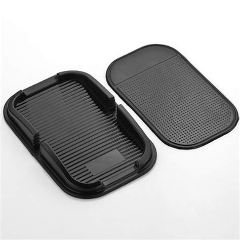 Car Dashboard Anti Slip Mat by Rubber Proof Anti Skid Sticky Pad Dash Non Slip Auto Car