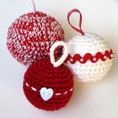 adornos navideos a crochet adornos para el 225 rbol ideas y regalos para ni 241 os