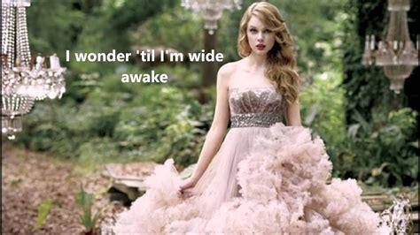 enchanted by taylor swift taylor swift enchanted lyrics youtube