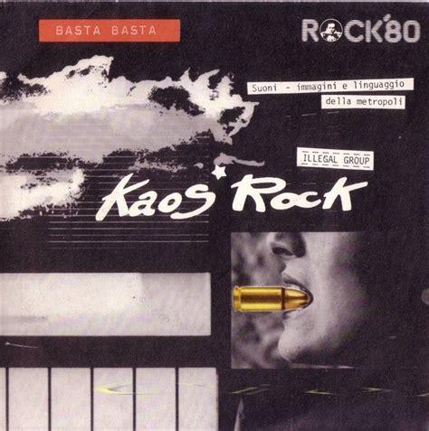Kaos Rock kaos rock discografia orrore a 33 giri