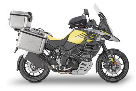 Suzuki Motorrad Produktpalette by Givi Zubeh 246 R F 252 R Suzuki Dl V Strom 1000
