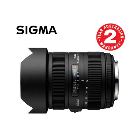 Sigma 12 24mm F 4 5 5 6 Dg Hsm Ii For Nikon Like New 1 sigma 12 24mm f 4 5 5 6 dg hsm ii nikon mount cheapest sale prices in australia buy from