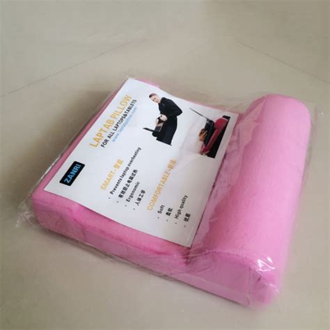 laptop pillow for bed laptop desk tray holder lapdesk portable bed table cushion