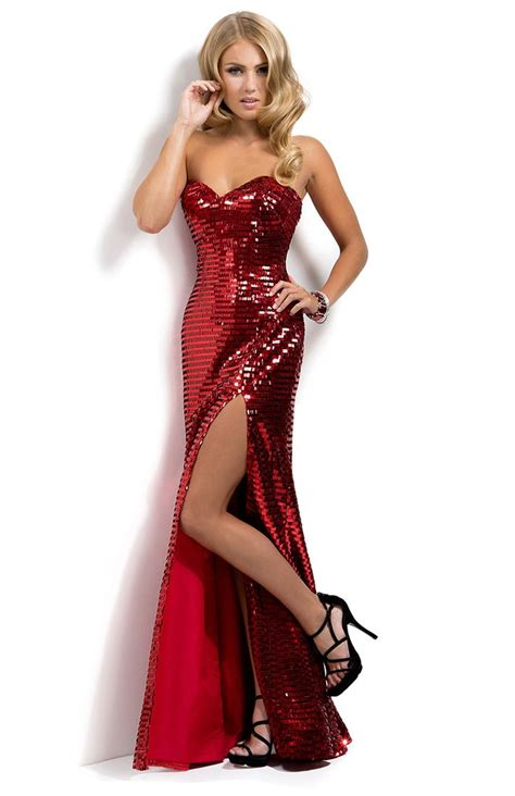 jessica robertson formal dresses flirt prom 2014 dress style p7810 it s time for your red