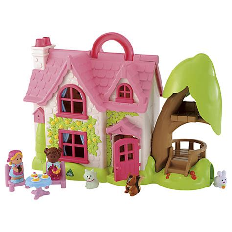 Happyland Cherry Cottage buy early learning centre happyland cherry cottage