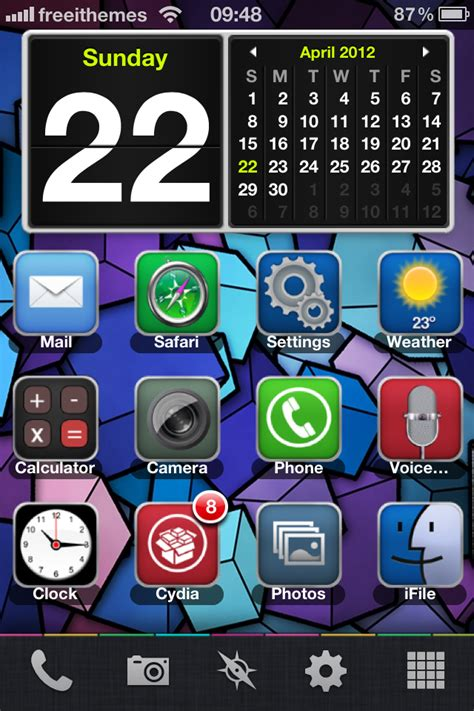 modi5 boxorhd widescreen iphone 5 dreamboard theme modi5 xtreme s hd dreamboard iphone 4 theme