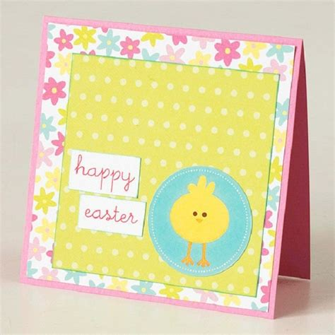 Stylish Handmade Cards - 105 fantastic easter cards ideas easy crafts for