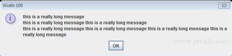 java pattern multiline java tutorial display multiline messages with