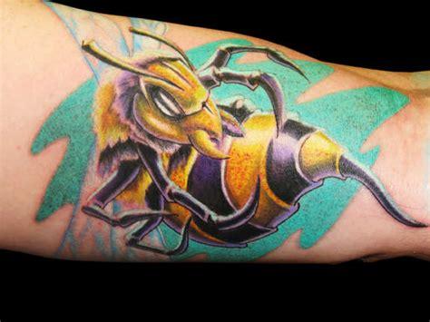 hornet tattoo hornet