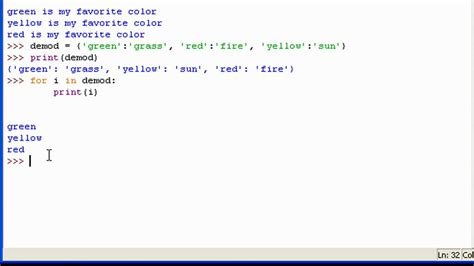 tutorial python google python 3 tutorial 16 for loops youtube