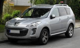 Peugeot Is Peugeot 4007