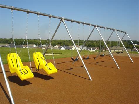 special needs swings outdoor swings smms student council