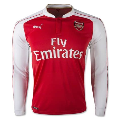 As Roma Home Ls 1516 arsenal 15 16 ls home jersey nm3awltpar 163 17 00 all