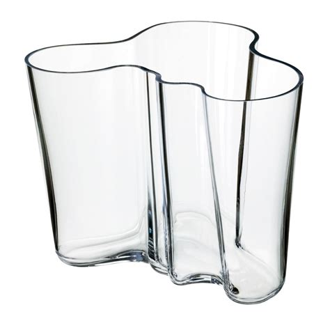 aalto vase savoy 160 mm iittala connox shop