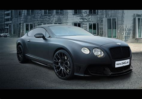 black bentley back 2014 bentley continental gt duro china edition by dmc
