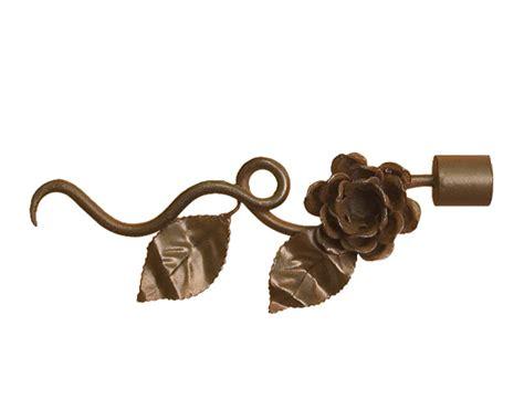 iron art drapery hardware orion finial 941 pr for 1 inch iron art rods at designer