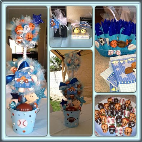 Sports Themed Baby Shower by 17 Best Images About All Baby Shower On