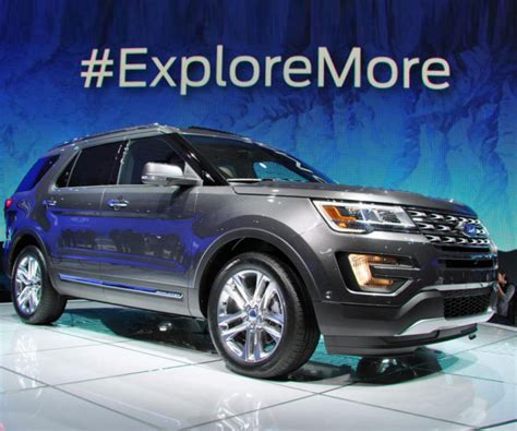 2017 Ford Explorer by 2017 Ford Explorer Release Date Will Buyers This Time