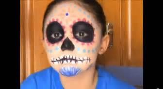 como pintar la cara para halloween tutorial de maquillaje para halloween c 243 mo pintar una